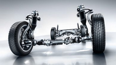 Automotive chassis system