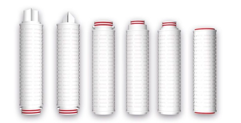 Pleated Membrane Filtration