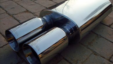 Automotive Exhaust Pipes