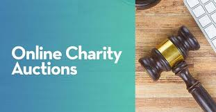 Online Charity Auctions