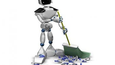 cleaning robot 2