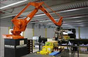 Logistics Picking Robots Market