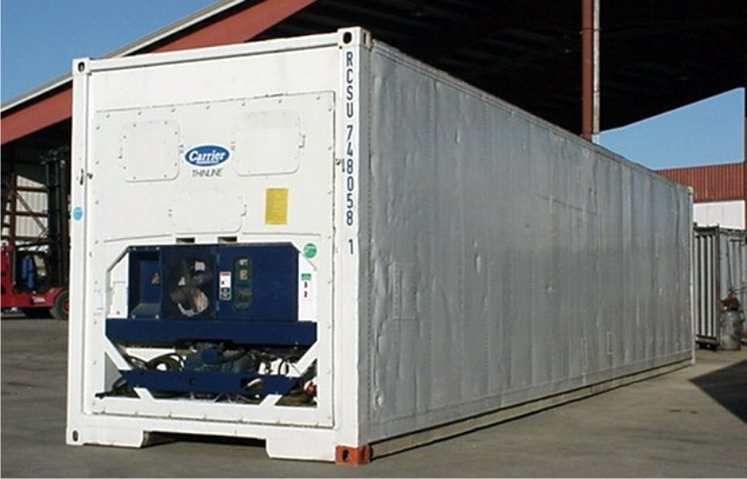 Refrigerated Containers Market